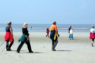 zalety biegania i nordic walking