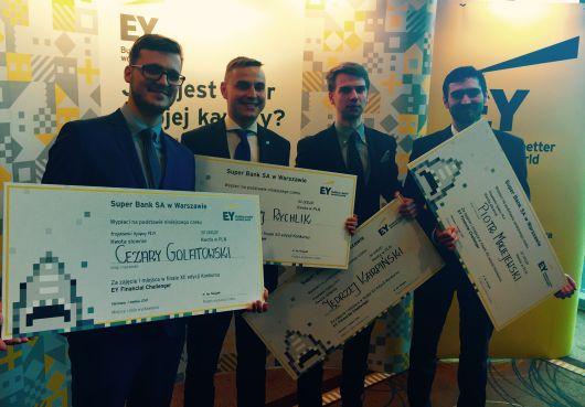 konkursu EY Financial Challenger