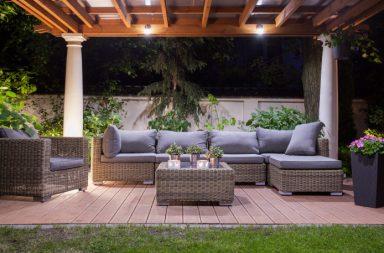 Korzystaj z wygody mebli ogrodowych