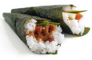 Sushi w wersji fast-food? Sprawdź, czym jest Handroll!