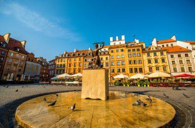 Zalety mieszkania w Warszawie