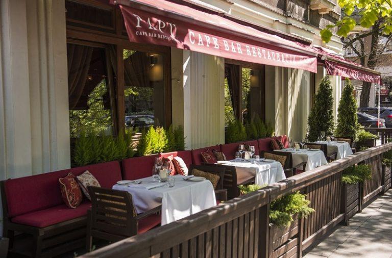 Warszawa: restauracja z dobrym jedzeniem