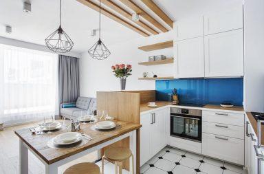 Jak metraż mieszkań wpływa na trendy w aranżacji wnętrz na 2019?