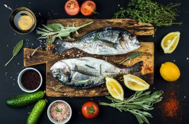5 korzysci płynacych z regularnego jedzenia ryb