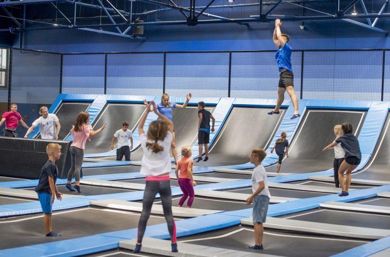 Szukasz pomysłu na weekend? Wybierz się na trampoliny!