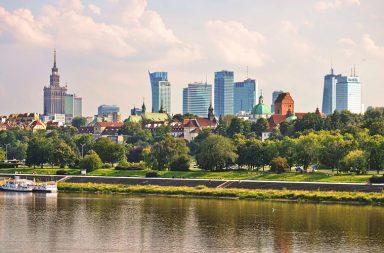 Okolice Warszawy - dobre miejsce na urlop, wesele i konferencję