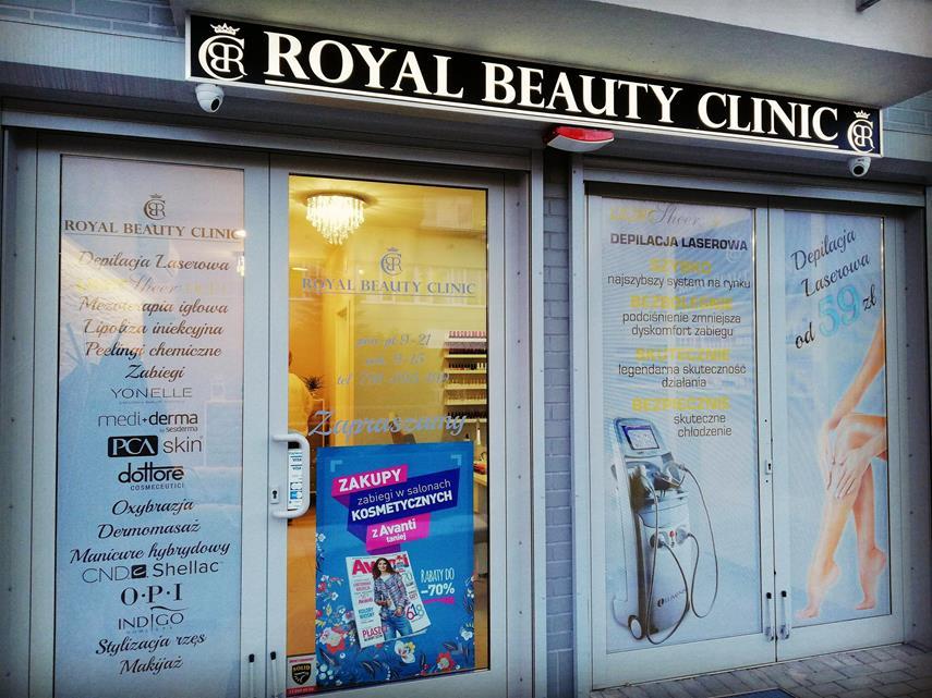 Royal Beauty Clinic - wyjątkowy salon kosmetyczny w dzielnicy Włochy
